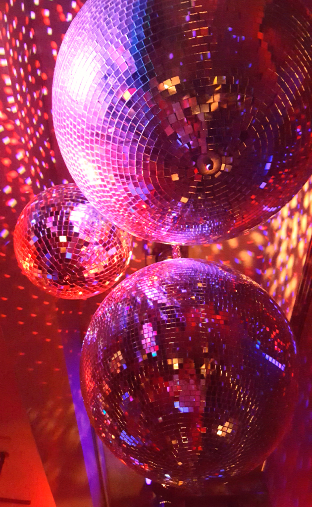 Le Baroque has mesmerizing disco balls and is a happening LGBTQ spot  Photo Courtesy Patrick T Cooper