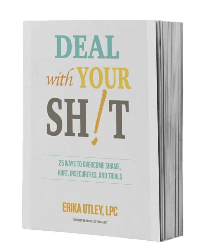 Author Erika Utley Delivers Deal With Your SH!T